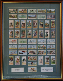 1939 Players Cigarette Cards - Auction fo charity.